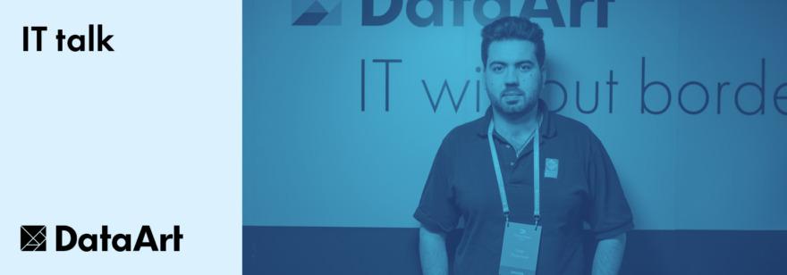 Обложка: Митап IT talk «MLOps: Модели превращаются в индустриальные решения»
