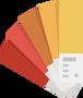 Обложка: Crowdnaming challenge: люди пытаются дать название каждому из 16,7 млн цветов. Вы тоже можете поучаствовать
