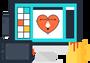 Обложка: Интерфейс 6+: принципы разработки UX/UI для детей