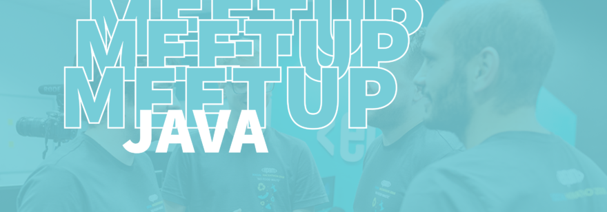 Java community meetup