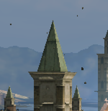 pixel notches