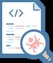 Обложка: Жизненный цикл сообщения об ошибке в браузере