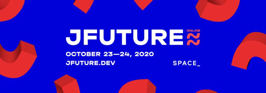 Баннер конференции JFuture 2020 Online Edition