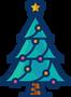 Обложка: Готовимся к Новому году — ставим ёлку в терминале