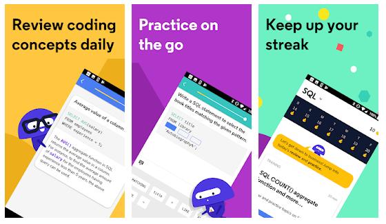 Codeacademy Go — приложение для изучения программирования