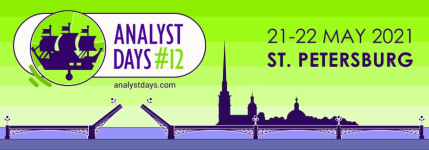 Analyst Days/12