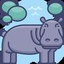 Обложка: 7 логико-математических задач про бегемотов, которые заставят поломать голову