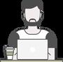 Обложка: Как стать разработчиком с нуля