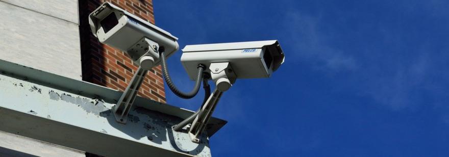 Обложка: Россия заняла 2 место по темпам роста количества камер видеонаблюдения