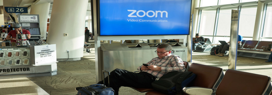 Обложка: Zoom покупает разработчика решений для колл-центров Five9. Это позволит развить сервис облачной телефонии Zoom Phone
