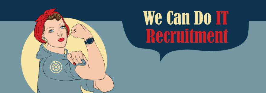 Конференция We Сan Do IT Recruitment