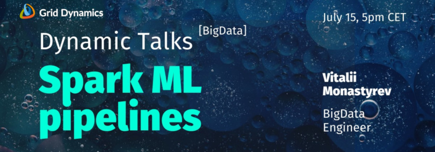 Митап Spark ML Pipelines Under The Hood