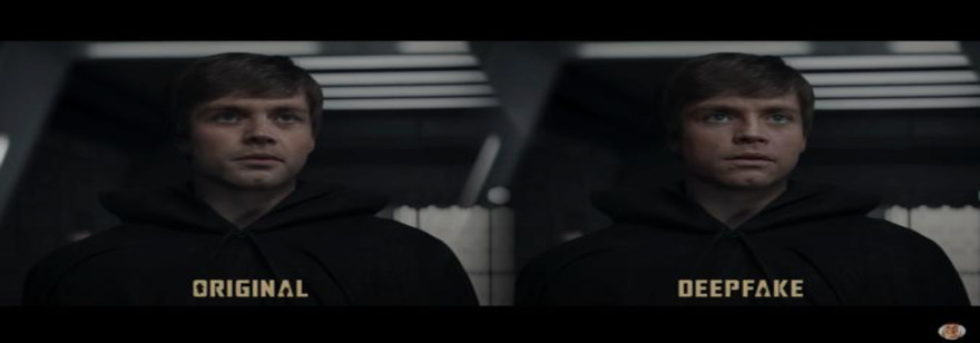 Обложка: Lucasfilm наняла видеоблогера, который улучшил «Мандалорца» с помощью дипфейка. У него получилось лучше, чем у киностудии