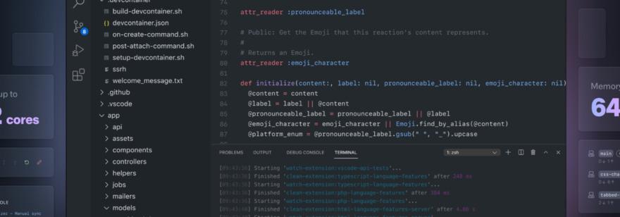 Обложка: GitHub наконец-то выпустила Codespaces — облачный Visual Studio Code, который работает в браузере