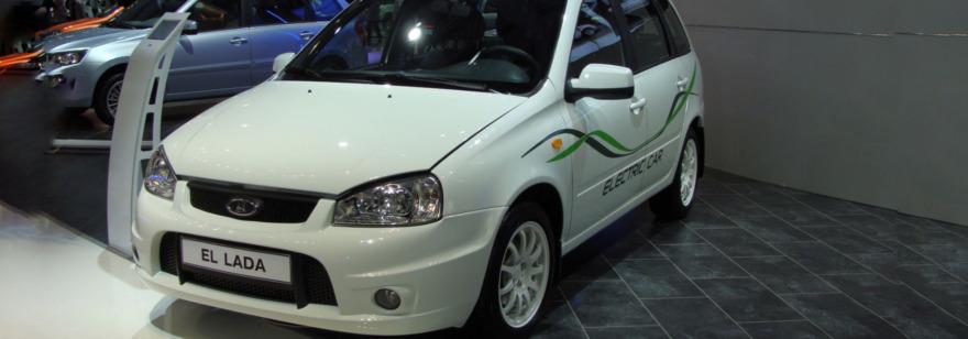 Обложка: Через 7 лет в России появятся свои электромобили. Их будут производить под маркой Lada